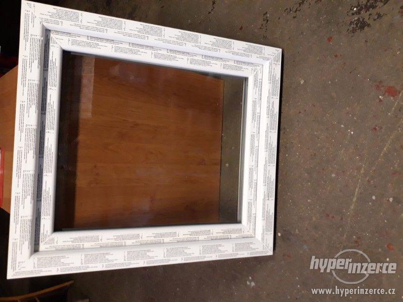 Nové plastové okno 80x90