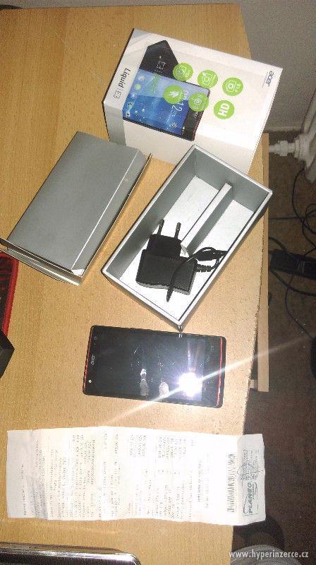 Acer Liquid E3 - foto 4