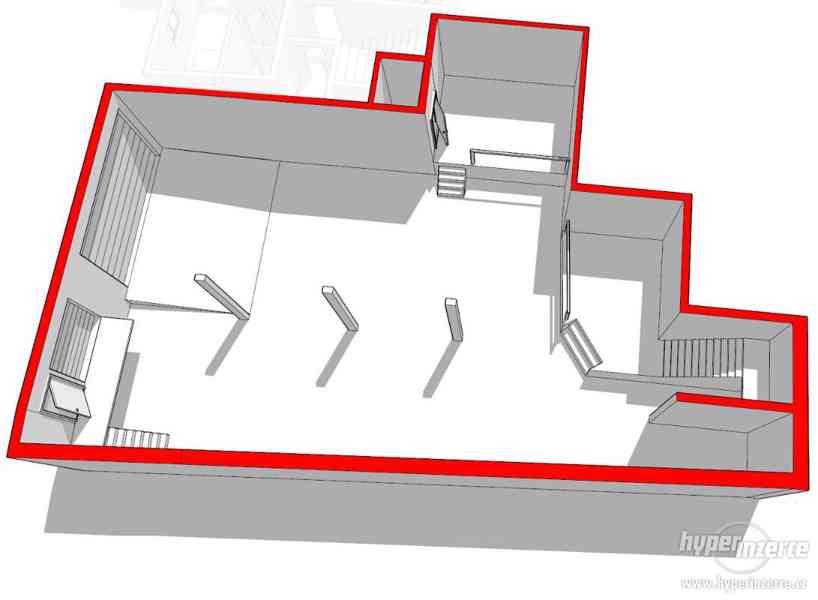 Pronájem komerčních prostor v Berouně