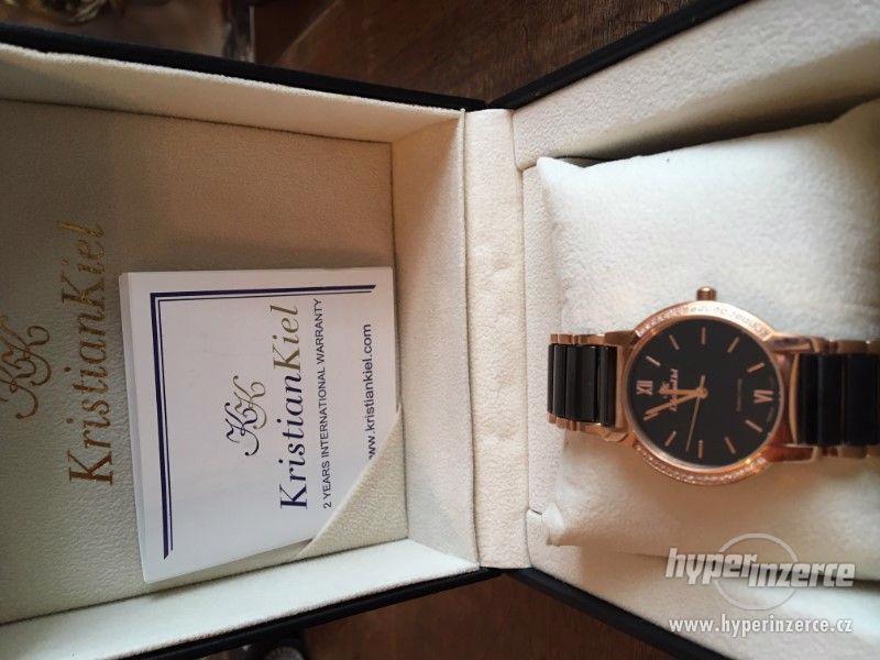 Dámské elegantní hodinky Kristian Kiel