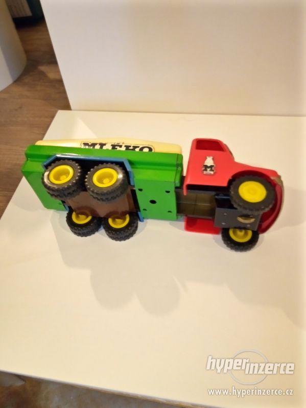 Prodám staré hračky - foto 4
