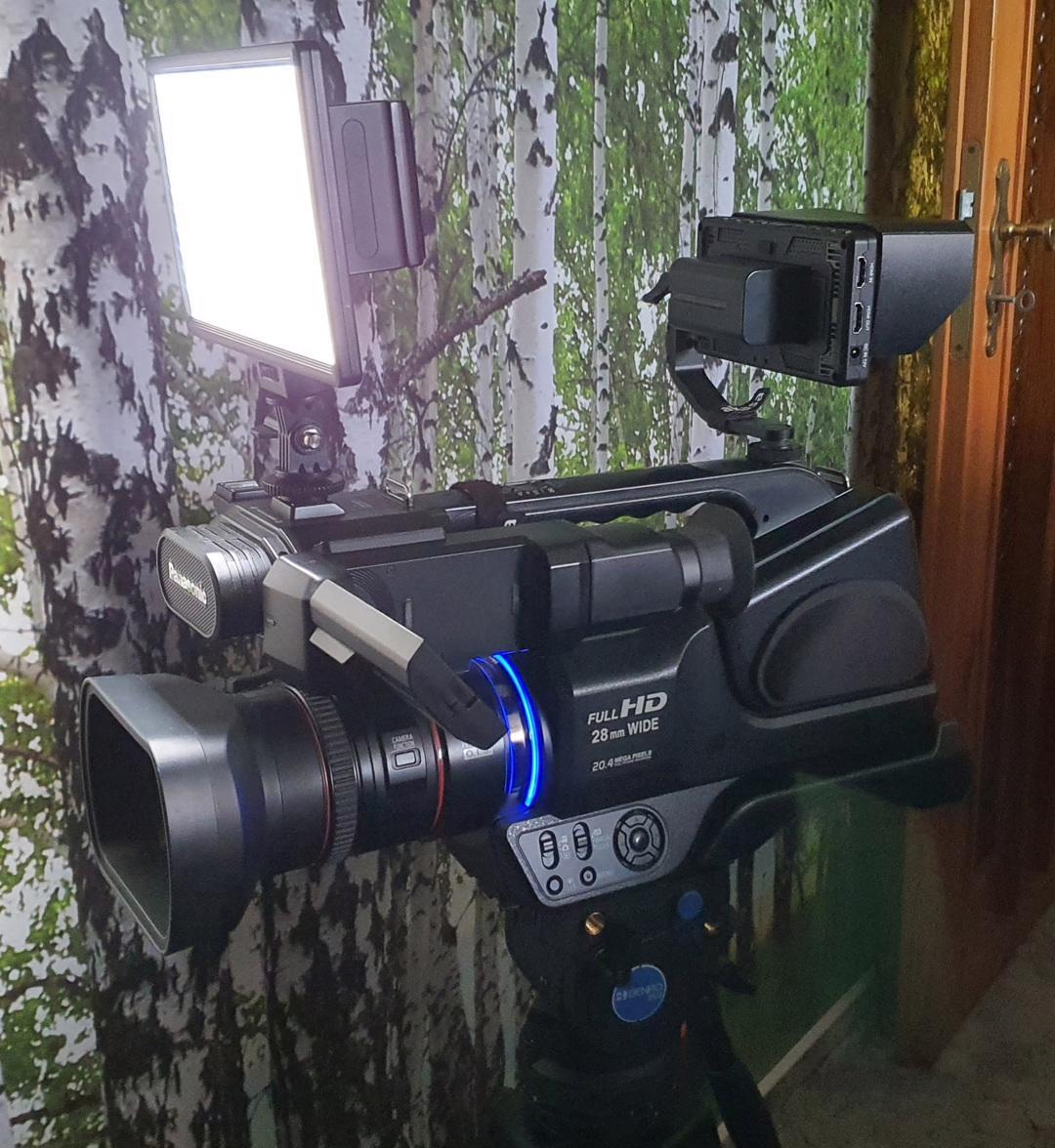 Kamera Panasonic - foto 1