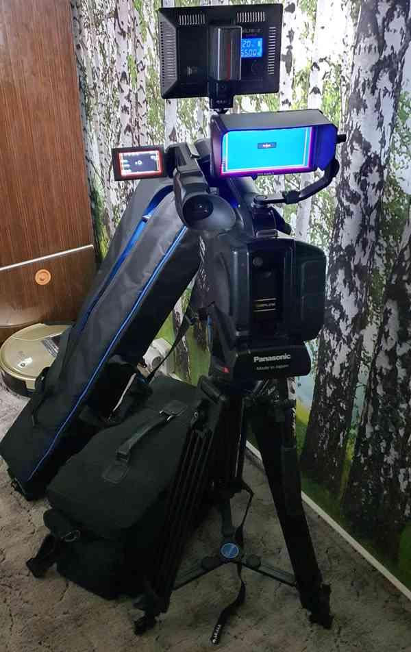 Kamera Panasonic - foto 2