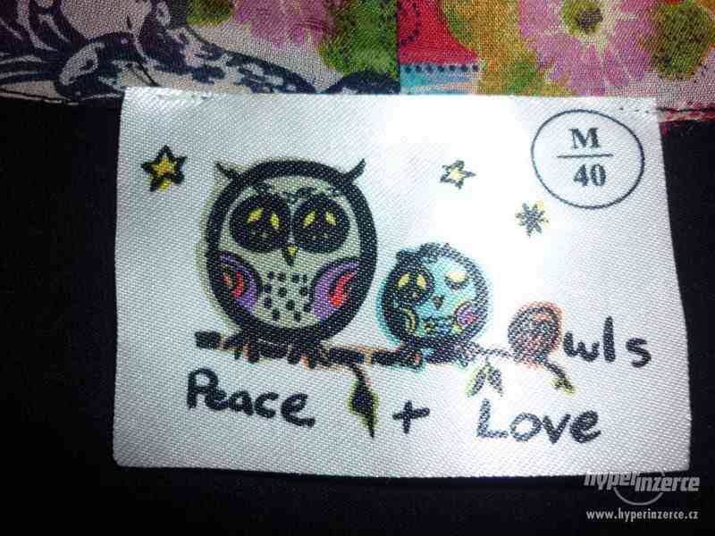 Tunika Peace and Love - foto 4