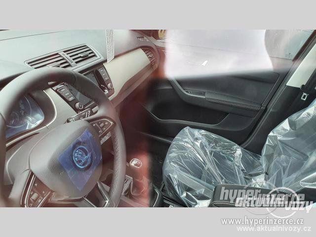 Nový vůz Škoda Fabia 1.0, benzín, vyrobeno 2020 - foto 1