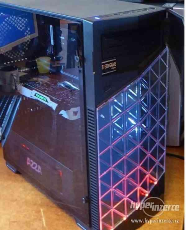 Herní počítač (PC), EXTRA VÝKONNÝ RYZEN 7, 16 vláken, 4,3GHz