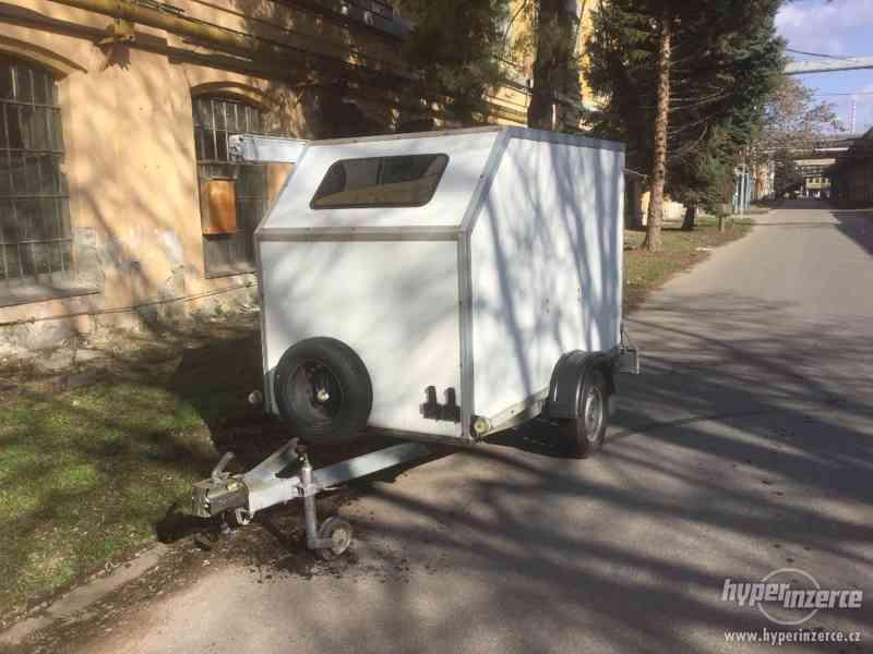 Prodej skříńkového vozíku