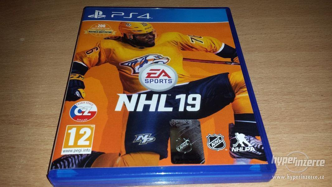 NHL 19 PS4 - foto 1