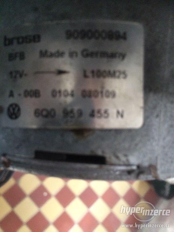 Prodám ventilátor na škoda Fabia ii - foto 2