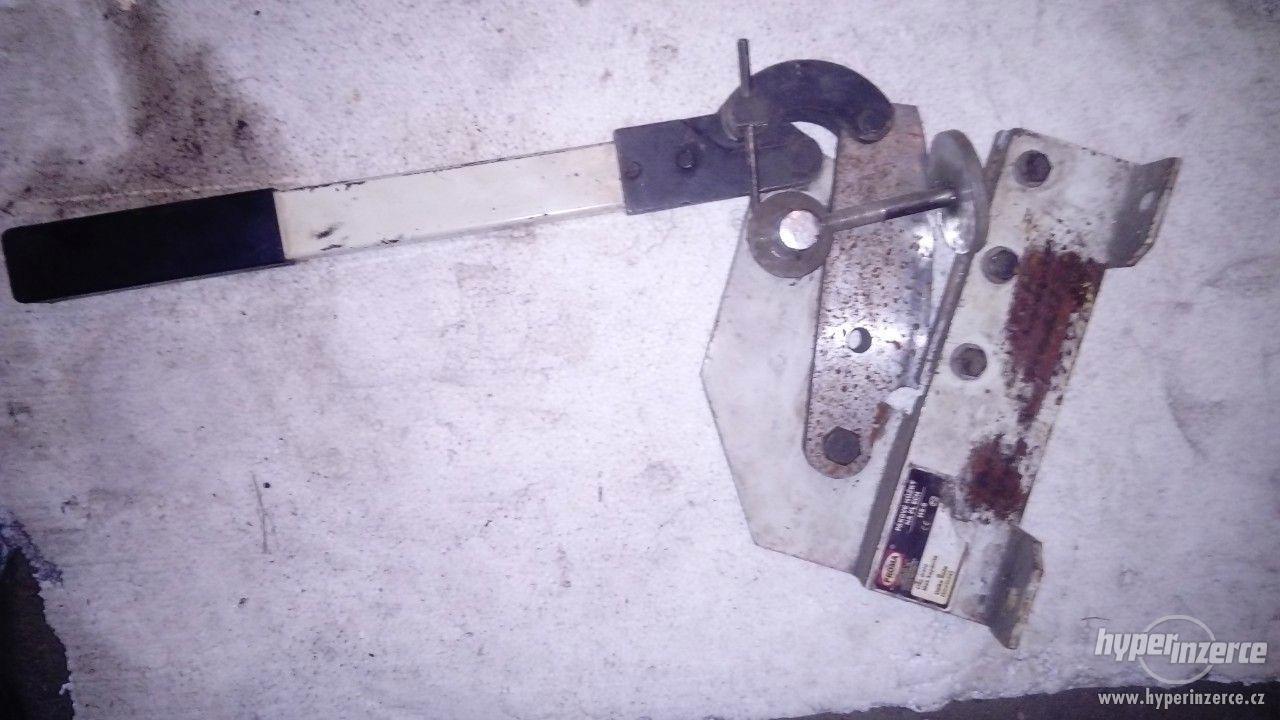 Nůžky na plech - foto 1