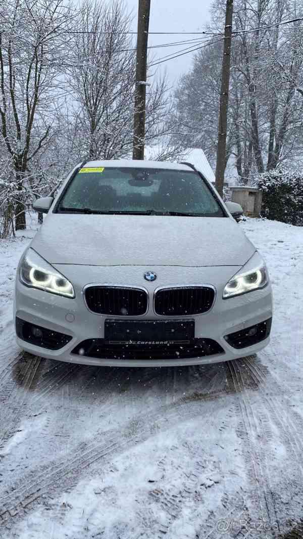 BMW 218D 110kw