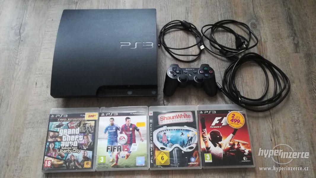 Playstation 3 (PS3) 160Gb - Super stav - foto 1