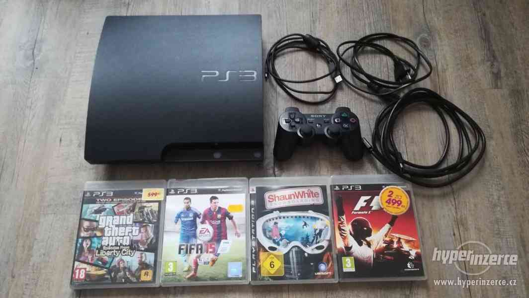 Playstation 3 (PS3) 160Gb - Super stav