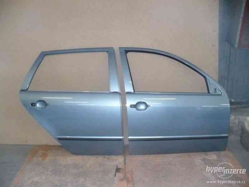 PZ a PP dveře Škoda Fabia 1, 9154