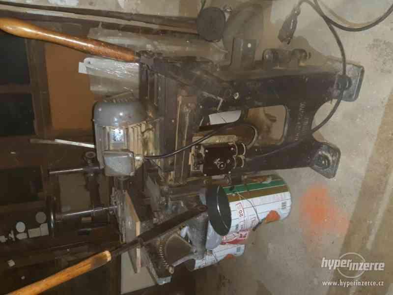 Prodám vybavení truhlárny možná výměna za stroje na palivové - foto 6