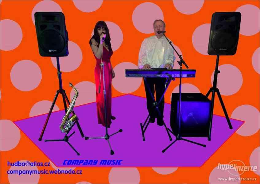 Duo hudba na svatbu, oslavu, zábavu, ples.