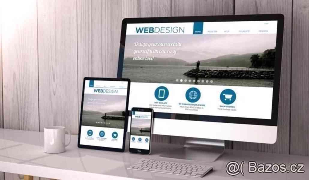 ⭐✅Jsem STUDENT a Tvořím levné a profesionální WWW stránky ⭐