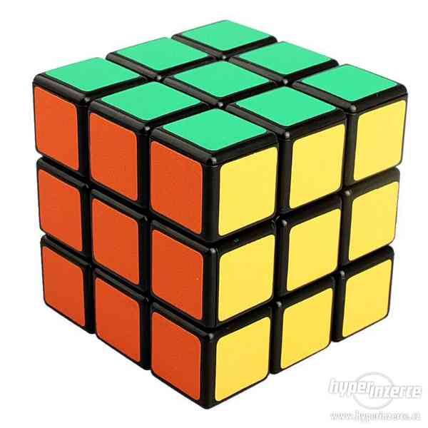 Rubikova kostka 3x3x3 hlavolam č.1