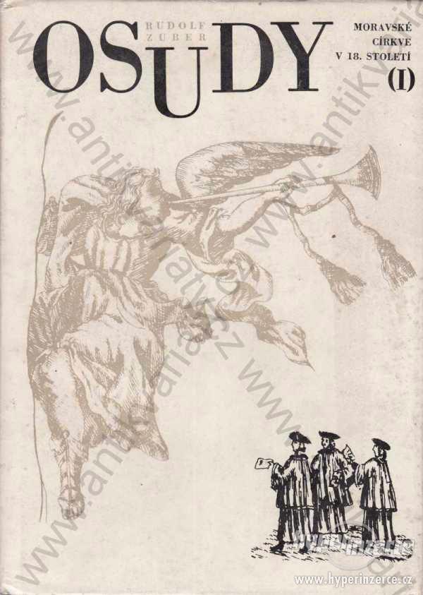 Osudy moravské církve v 18. století 1695 - 1777 - foto 1