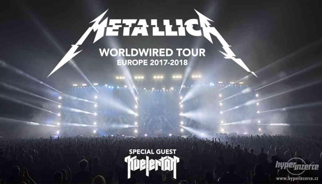 METALLICA 2018 -VIP-The 'Whiplash' Experience