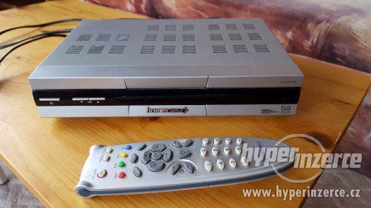 Satelitní přijímač Homecast S 3000 CR
