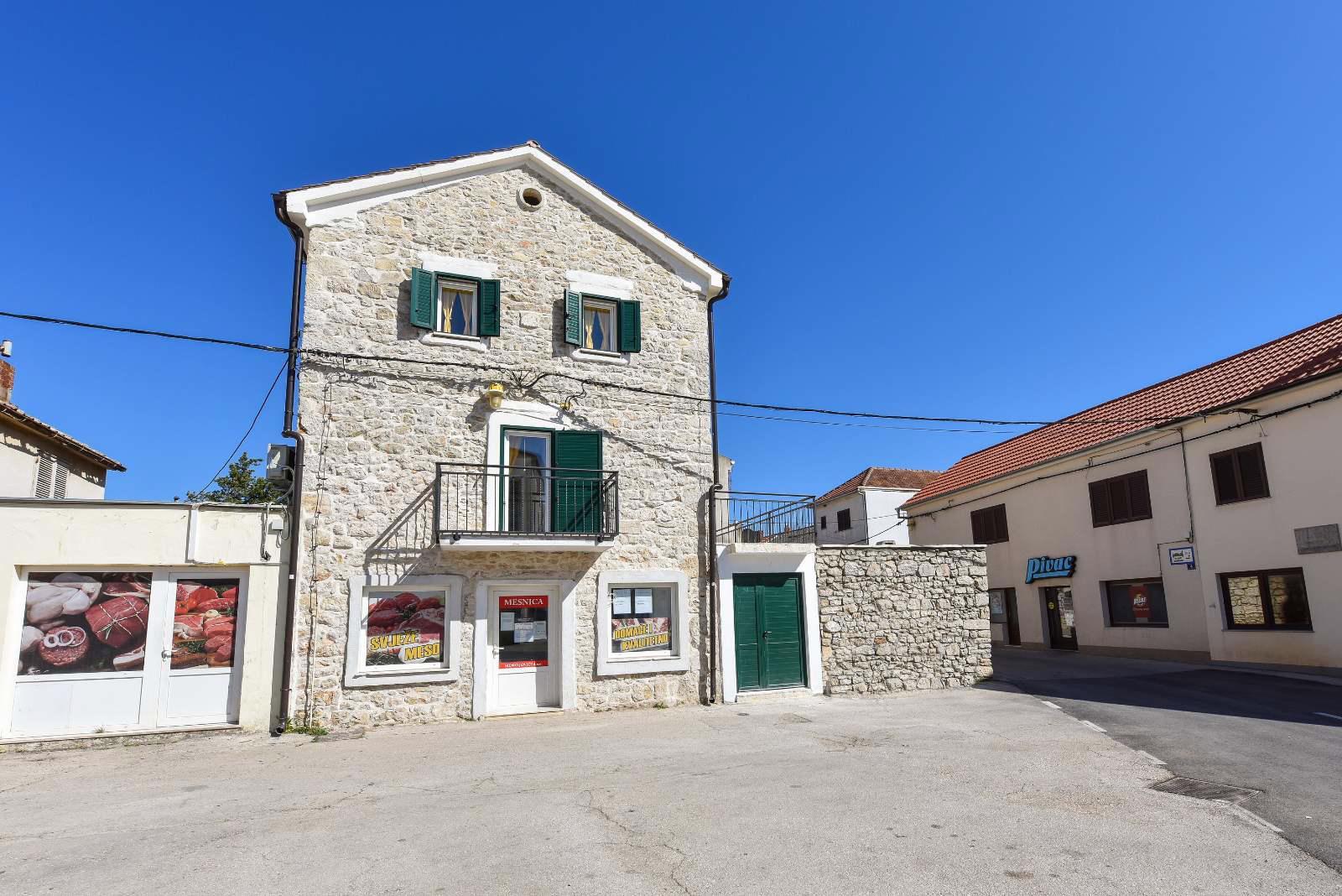 Dalmácie Chorvatsko Posedarje Zadar Dovolená - foto 1