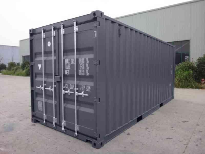 Prodej kontejneru ve velmi dobrém stavu   - foto 5