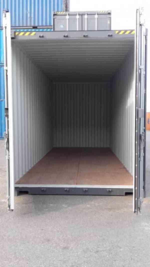 Prodej kontejneru ve velmi dobrém stavu   - foto 1