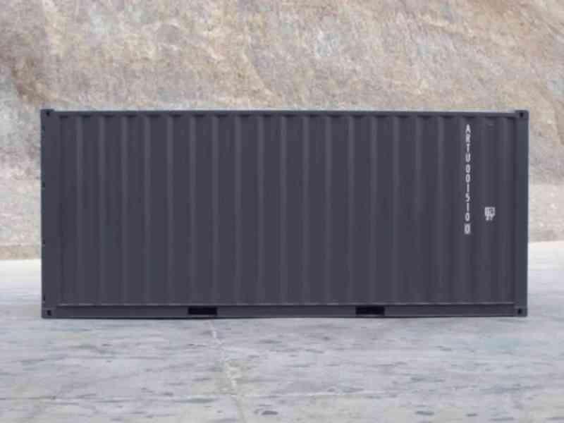 Prodej kontejneru ve velmi dobrém stavu   - foto 4