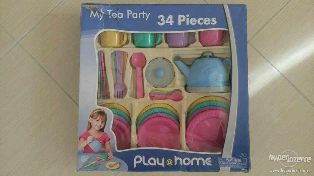 nádobíčko do kuchyňky My Tea Party