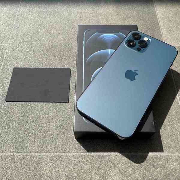 Nový Apple iPhone 12 PRO MAX 512 GB - foto 1