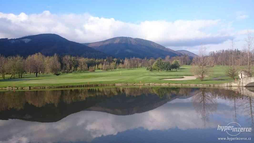 Údržba golfového hřiště - foto 4