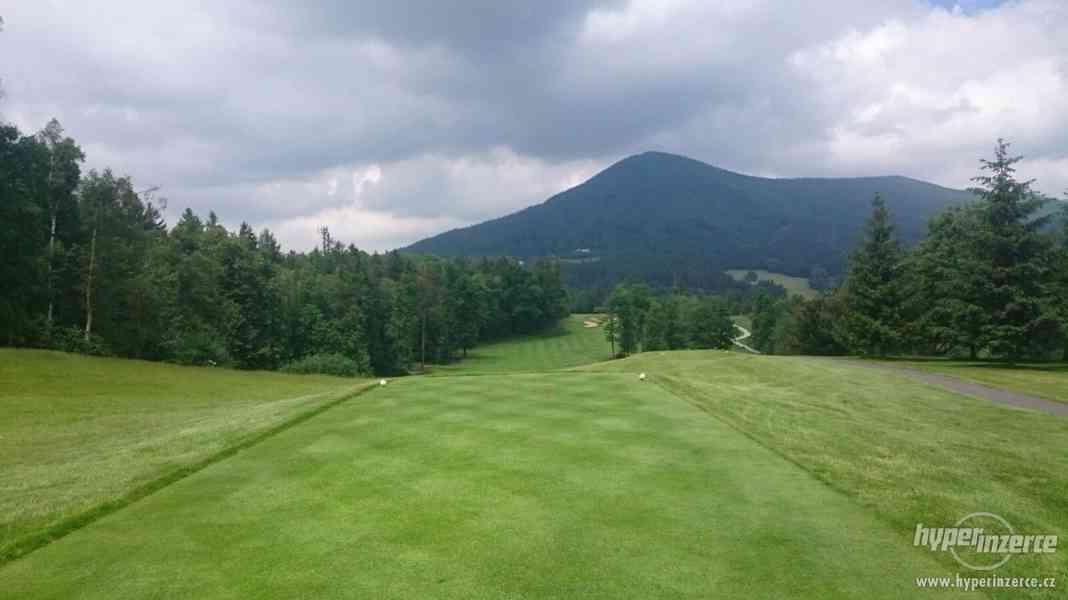 Údržba golfového hřiště - foto 5