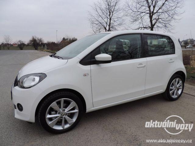 Škoda Citigo 1.0, benzín, automat, RV 2015