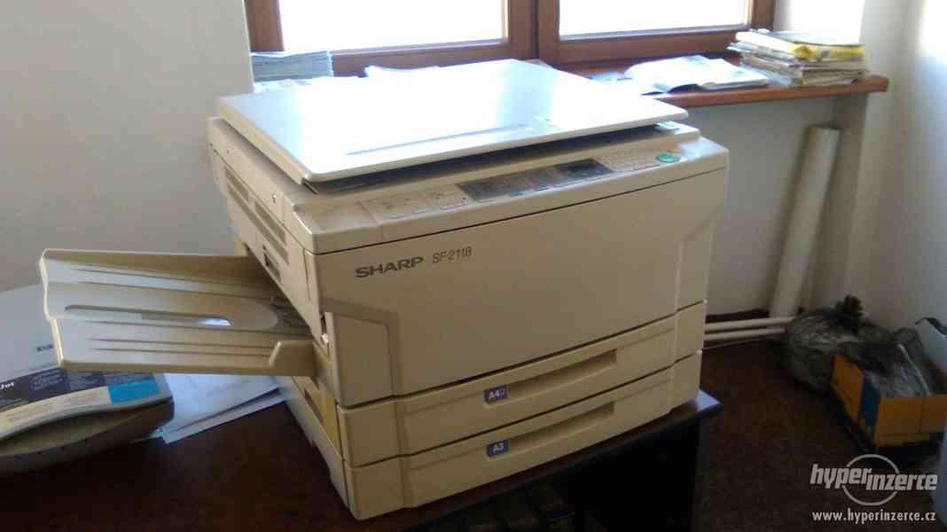 Kopírka Sharp SF 2118 - foto 1
