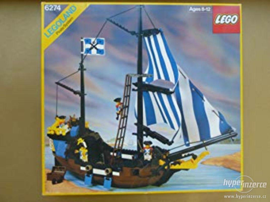 Lego piráti set 6274 Caribbean clipper - foto 1