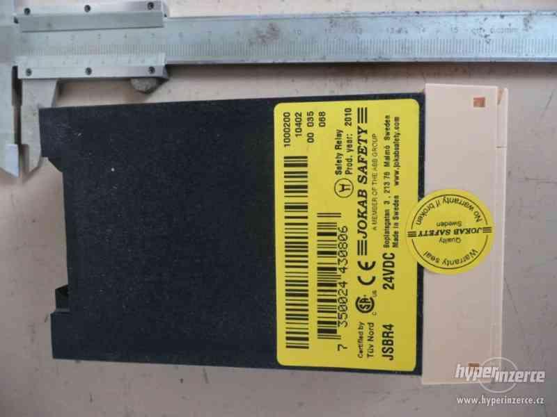 Nové bezpečnostní relé Jokab Safety typ JSB R4 - foto 3