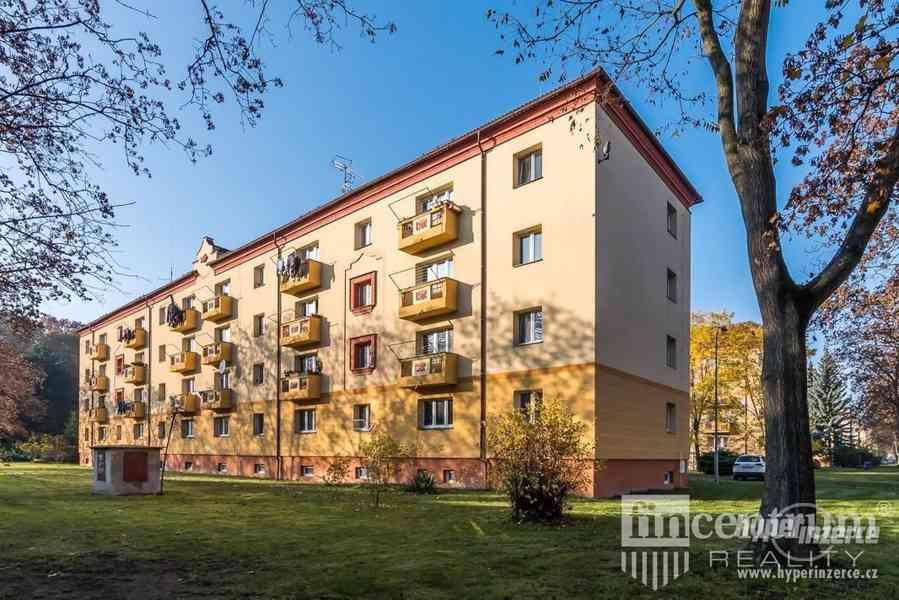 Prodej bytu 3+1 71 m2 Jiránkova, Pardubice Zelené Předměstí