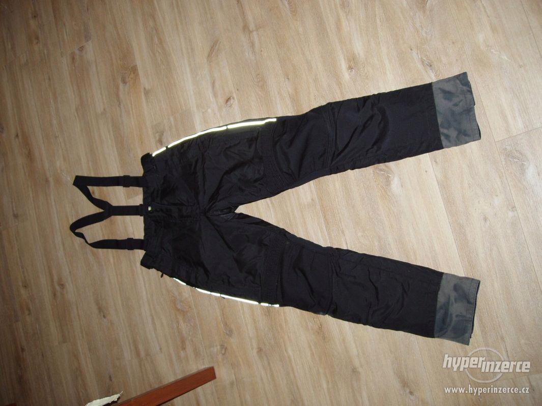 Motorkářské kalhoty - foto 1