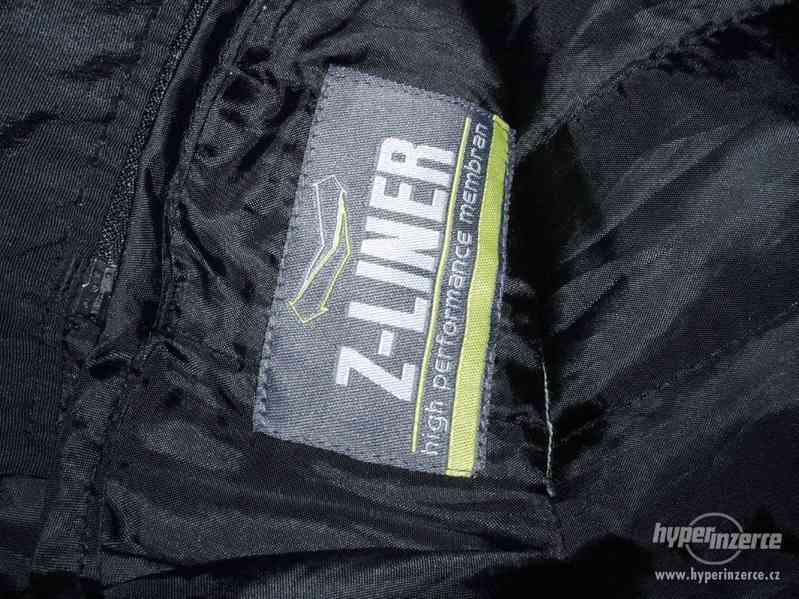 Motorkářské kalhoty - foto 3