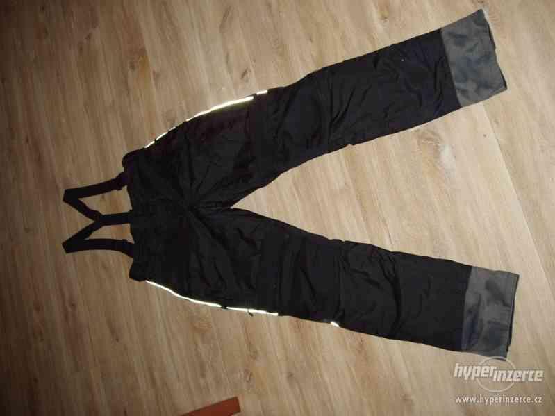Motorkářské kalhoty - foto 6