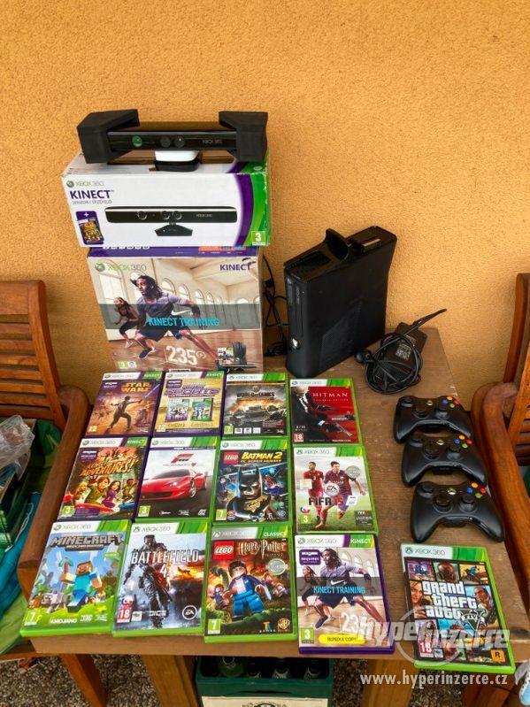 Xbox 360 E - Slim - 500 GB
