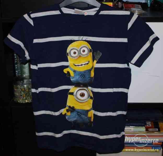 Dětské tričko MIMONI