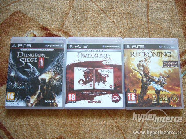 RPG hry na PS3 - foto 1