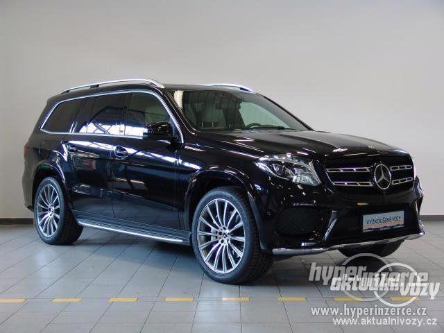 Mercedes-Benz GLS 500 4MATIC 4.7, benzín, automat, r.v. 2017, navigace, kůže - foto 5