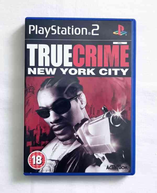 PS2 - True Crime New York City - foto 1
