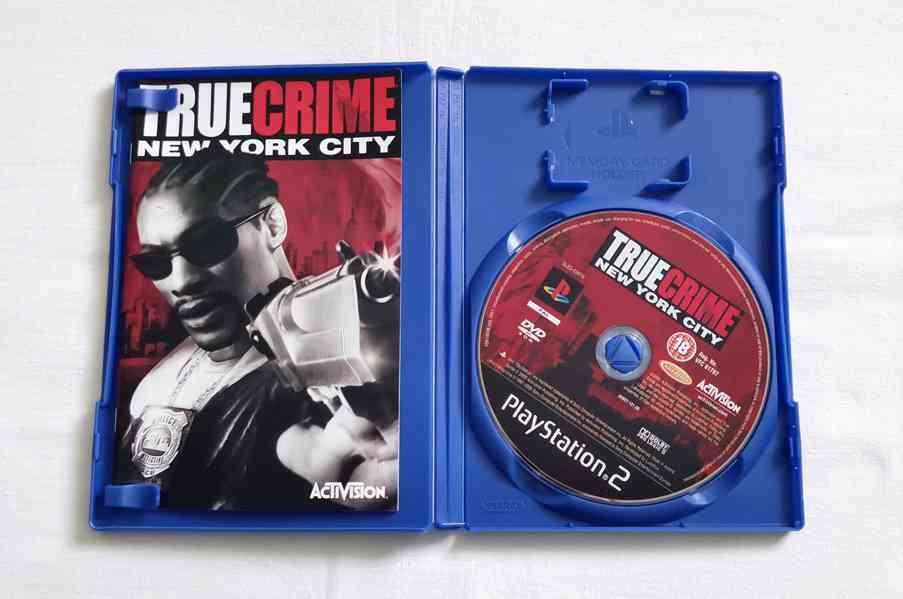 PS2 - True Crime New York City - foto 2