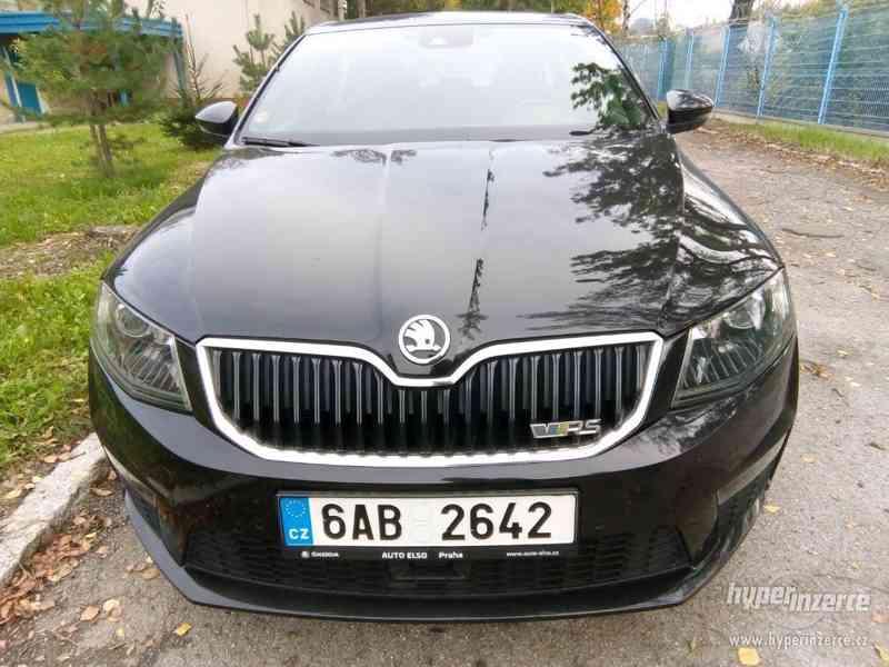 Škoda Octavia combi 2.0 RS 162 kW