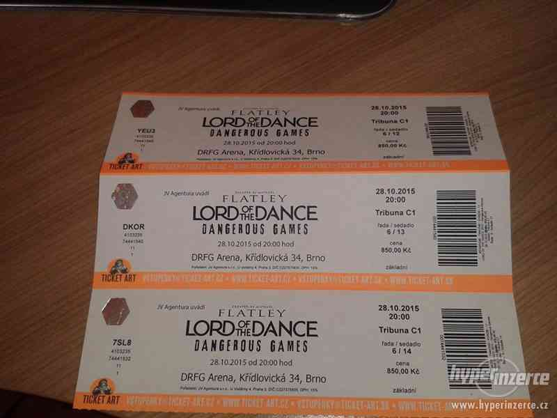 Lord Of The Dance - foto 1