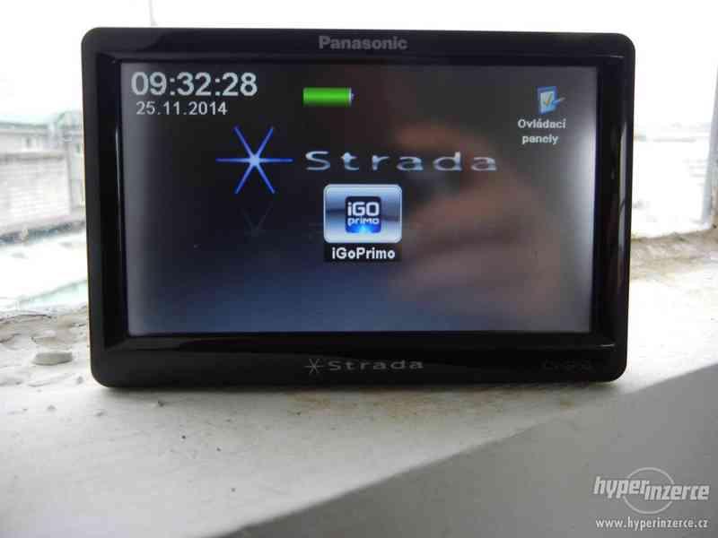 Panasonic Strada CN-GP50 mapy 2020 - Q2